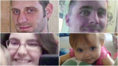 Ottawa Victims: Lana Bailey, Kaylie Bailey, Andrew Stout, Steven White