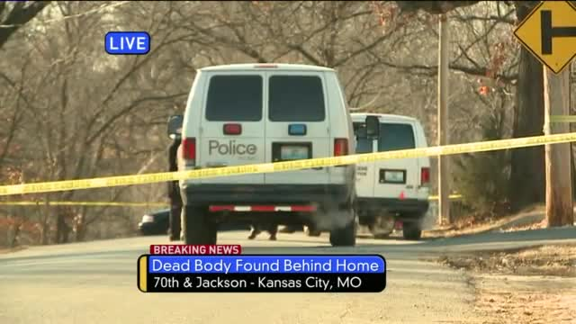 70th and Jackson crime scene