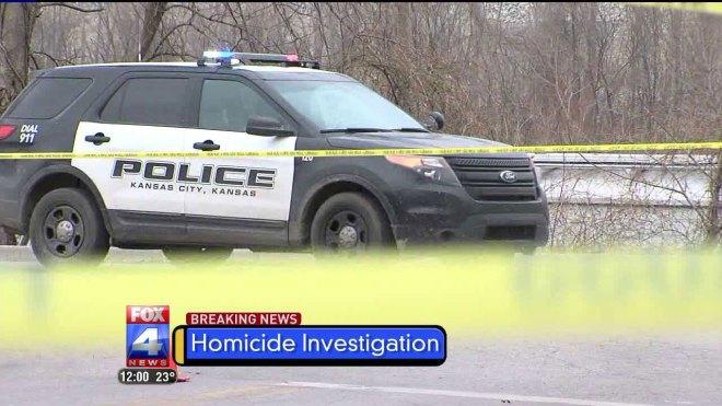 KCK homicide investigation
