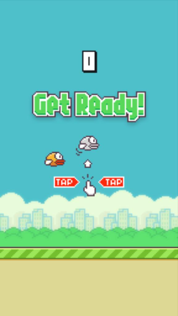 Photot credit: Flappy Bird app