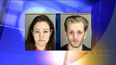 Sara Krueger, 23, and Ryan Warner, 26, were charged with the death of Krueger's 3-yr-old daughter.