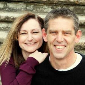 George A. Sykora and his wife have been married since August 1992. He was killed in a head-on car crash Monday, April 21. The other driver is charged with involuntary manslaughter.