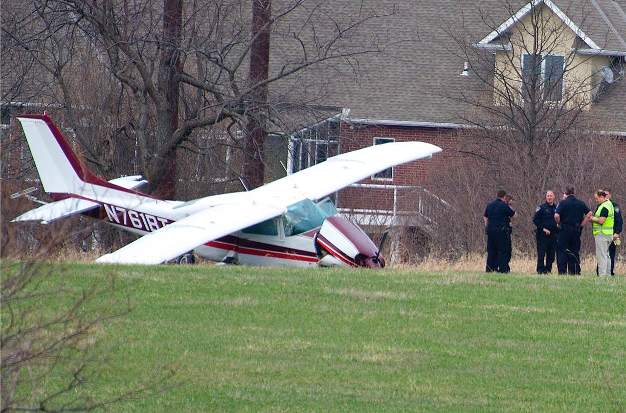 Plane crash Photo Credit Mark Schierholz