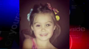 3-year-old Rylee Taylor Photo Credit: WREG