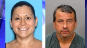 Kimberly Mackey (left) was reported missing on May 29. On June 2 her husband, Jeffrey Mackey, was arrested and charged with her murder after her body was recovered in Excelsior Springs. (Photos: Jacksonville Sheriff's Office)