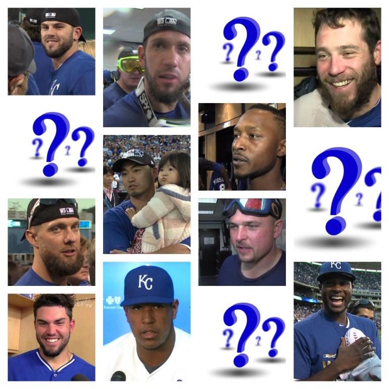 Royals players quiz