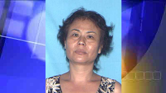Jong Cho left her home at 1:30 p.m. on February 11 in Sugar Creek and hasn't been seen since.