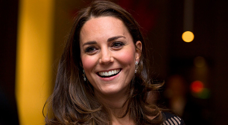 LONDON, UNITED KINGDOM - OCTOBER 23: Catherine, Duchess of Cambridge attends an Autumn Gala Evening in Support of Action on Addiction at L'Anima on October 23, 2014 in London, United Kingdom. (Photo by Justin Tallis - WPA Pool/Getty Images)