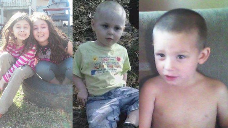 Trenton fire victims