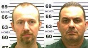 (From L-R) David Sweat, 34, and Richard Matt, 48 (Credit: AP)