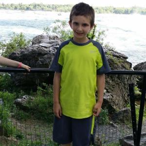 10-year-old Devon Rice