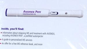 Avonex Pen MS treatment