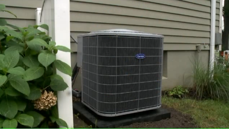Marinelli purchased his own AC unit out of pocket for $7,000