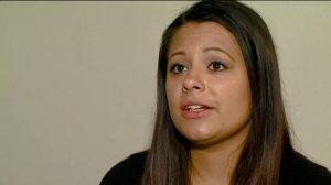 Tasha Gutierrez heard Jonesy's mother crying.