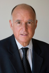 Gov. Jerry Brown- (D) California