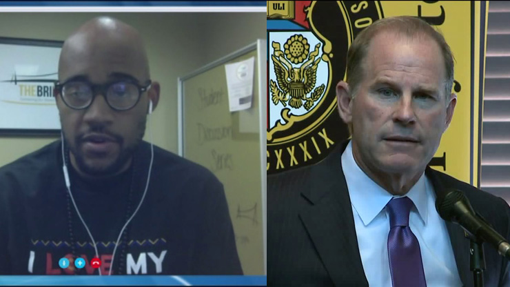 Jonathan Butler went on a hunger strike and said he wouldn't stop until Wolfe, MU System president, resigned.