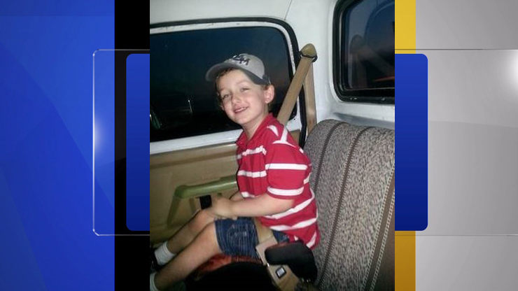 6-year-old victim Jeremy Mardis. (Photo: Facebook/Chris Few)