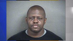 Michael Jones' mugshot from the Wyandotte County Detention Center.