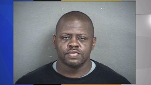 Michael Jones' mugshot from the Wyandotte County Detention Center.