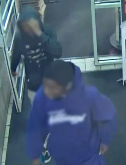 FOX 4 has blurred the suspect's photos because they are minors. (photos courtesy of the Lee's Summit police department)