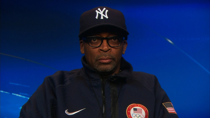 "Spike Lee says the outcry over an absence of minority Oscar nominees is a ""misdirection play."" The acclaimed filmmaker said ""we need the Rooney Rule,"" a reference to the National Football League requirement that football teams interview at least one minority candidate every time a senior position opens up. For the second year in a row, members of the Academy of Motion Picture Arts & Sciences nominated an all-white slate of actors in major categories. The omission of minority actors has caused a torrent of criticism on social media -- and some soul-searching in Hollywood."