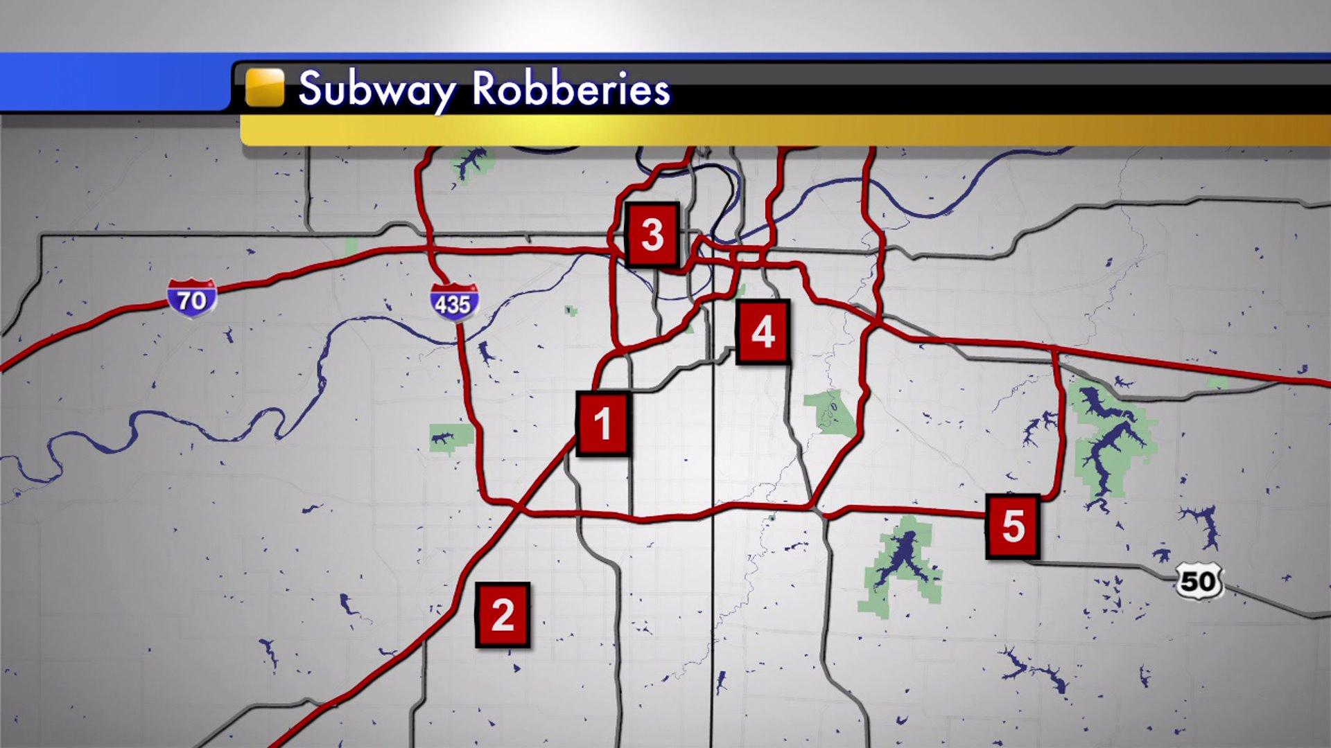 SubwayRobberies