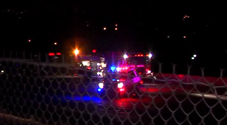 One person is dead after a wrong-way crash in the northland Thursday morning.