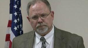 Wyandotte County District Attorney Jerome A. Gorman