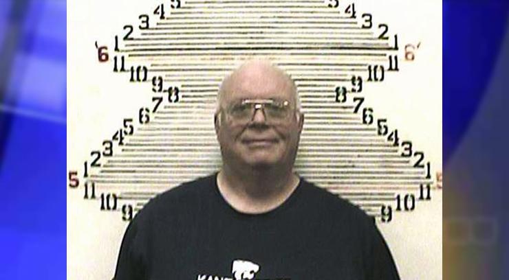 Mark E. Wisner, photo courtesy of Brown County Sheriff's Office