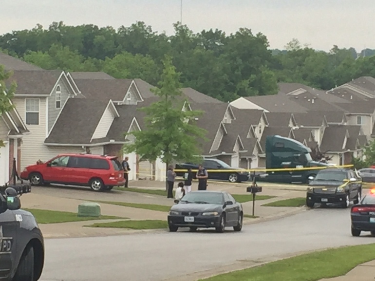 Police are investigating after a person was shot to death in the 4600 block of Willow Avenue Friday, May 20.