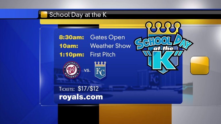 School Day at The K schedule