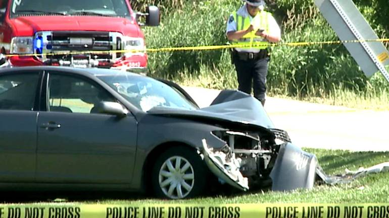 One person is dead after a head-on accident Wednesday morning.
