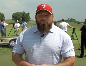 Chris Nowak, with PGA of America