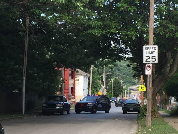 standoff street