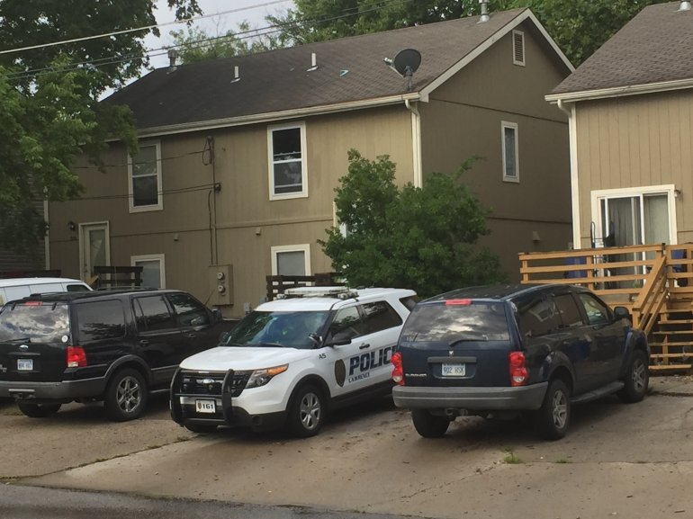 Lawrence police are investigating Thursday after a 6-year-old was injured in an accidental shooting.