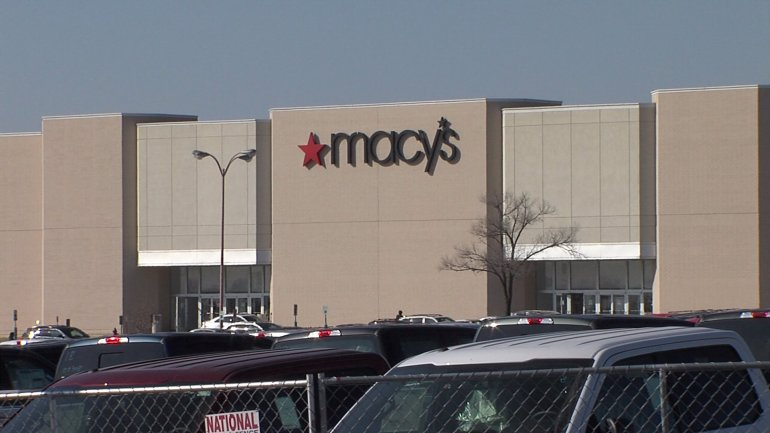 The Macy's at Metro North Mall