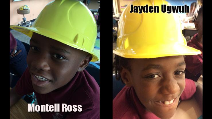 Montell and Jayden