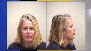 KCK police say Carolyn Heckert is under arrest for the cold case murder of Sarah DeLeon, who was killed in 1989.