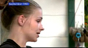 Whitney Gray spoke to FOX 4 on Sept. 19 when a high school student was shot on her street.