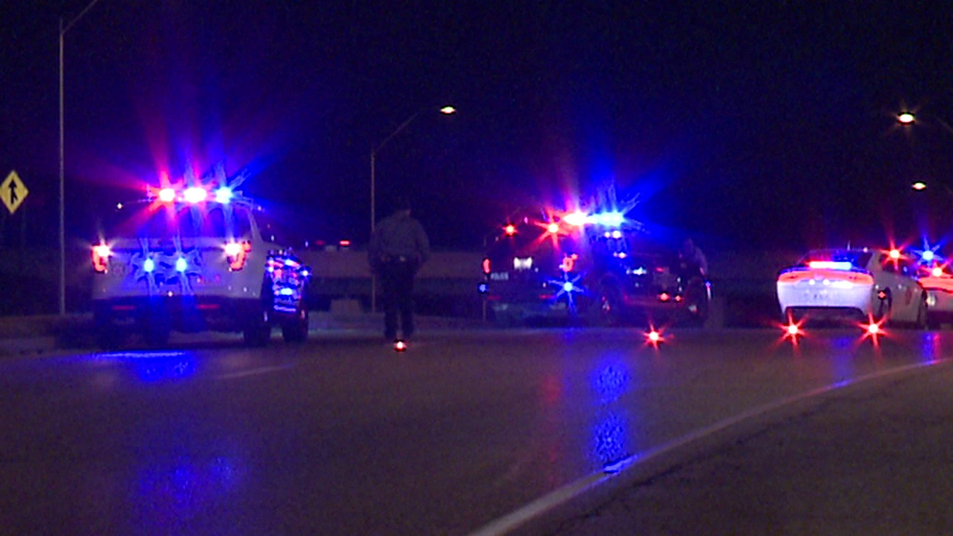 A Gladstone, Mo., police officer was shot during a traffic stop late Sunday near NW Vivion Road and U.S. 169.
