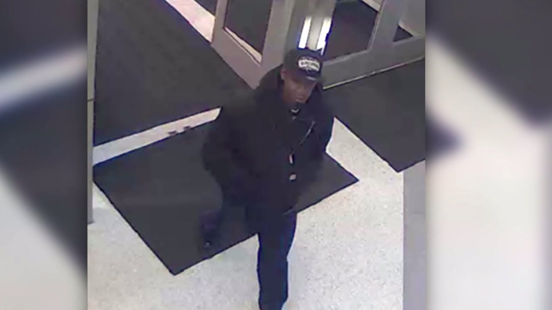 Police say they'd like to speak with this man regarding the fatal shooting of a San Antonio police detective.