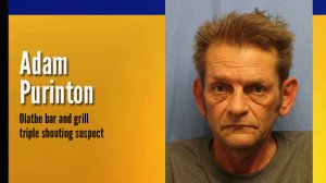 Adam Purinton, suspect in the triple shooting at Austins Bar & Grill on February 22, in which one victim died.