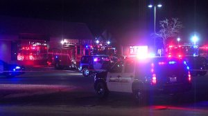 Police in Kansas and Missouri continue to investigate a shooting that occurred in Olathe Wednesday night.