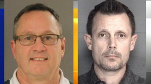 Tim Weis and Chris Kleidosty are charged in Linn County for failure to report abuse and neglect.