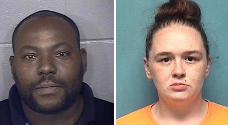 Pictures of Andrew Crutcher and Brittany Hall