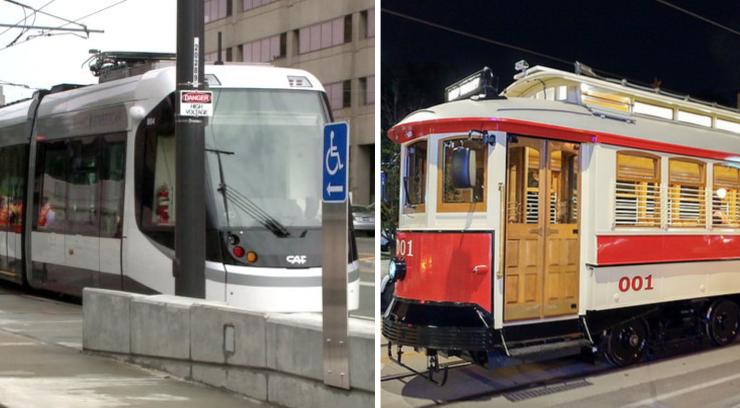 Streetcar and Loop Trolley