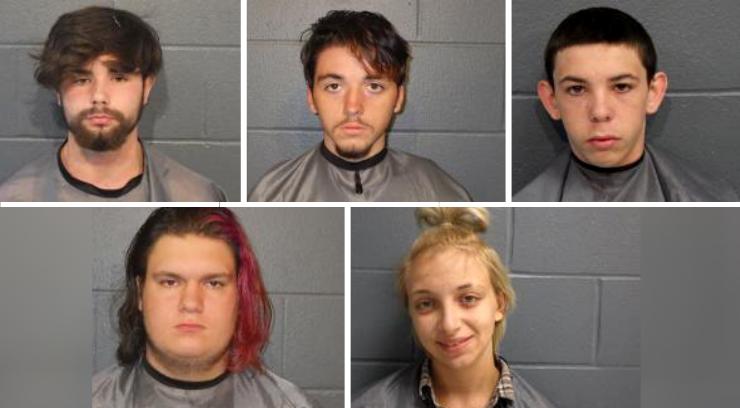 Harrisonville stabbing suspects