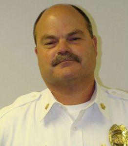 Chief Walt Summerville (Courtesy: Kernersville Chamber of Commerce)