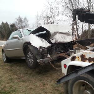 US 220 accident Summerfield little