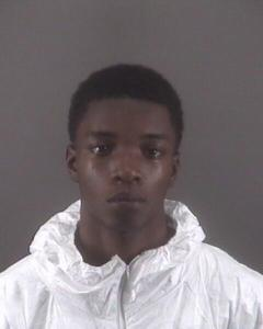 Suspect Christopher Lamont Richardson